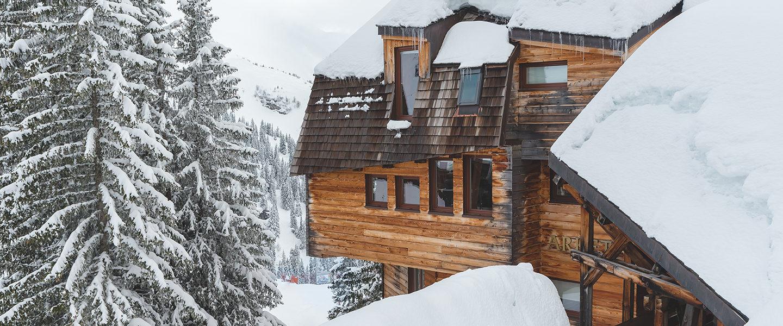 chalet architecture